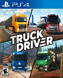 Truck Driver for PlayStation 4