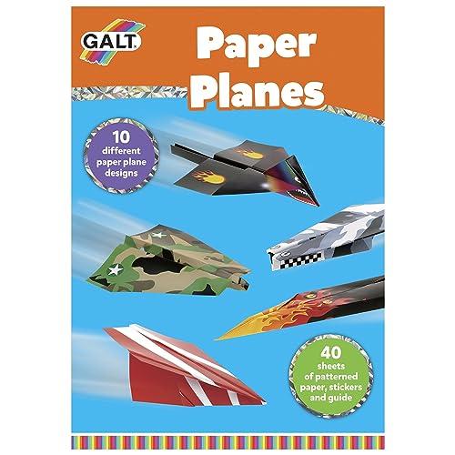 djeco origami pretty paper planes amazoncouk toys amp games