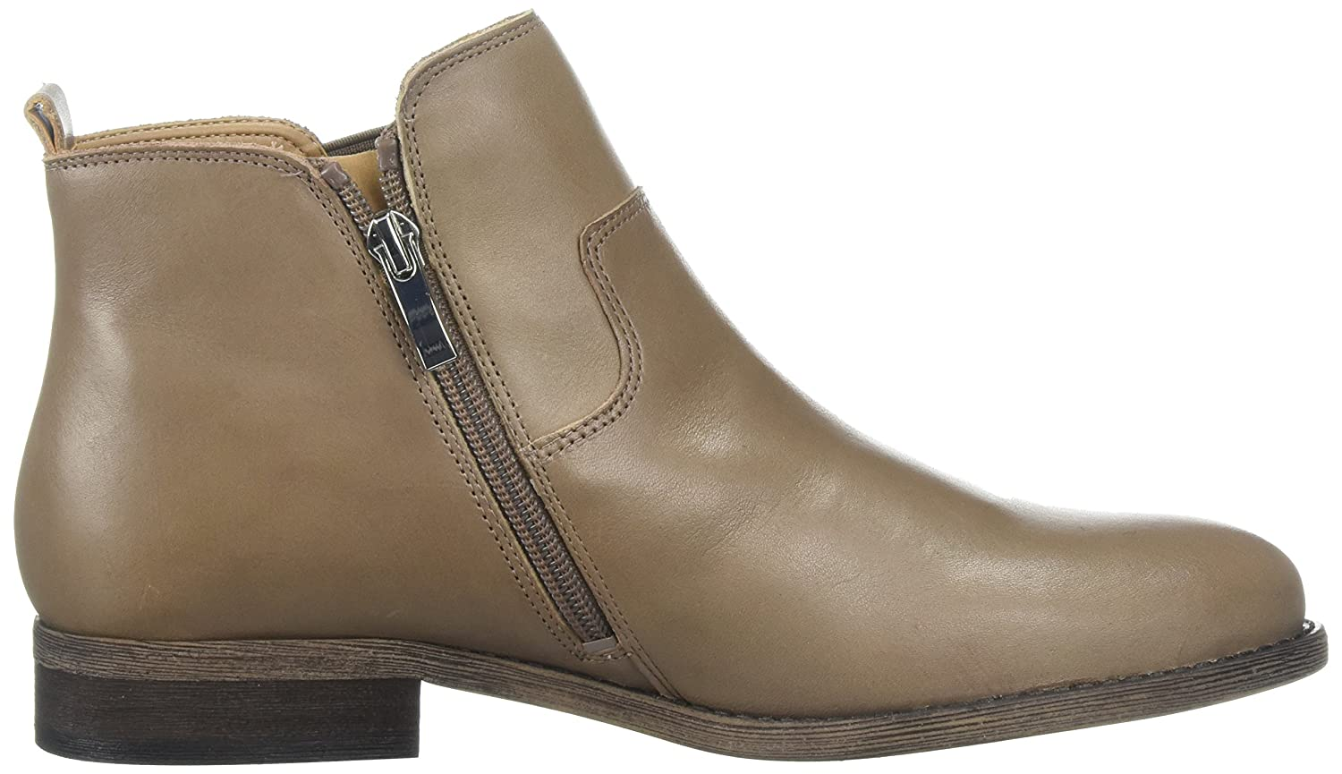 Franco Sarto Women's Hampton Ankle Boot B073H6WPX8 10.5 B(M) US|Dover Taupe