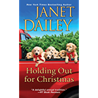 Holding Out for Christmas: A Festive Christmas Cowboy Romance Novel (The Christmas Tree Ranch Book 3) book cover