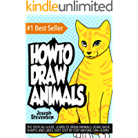 How to Draw Animals: Learn to Draw Animals Using Basic Shapes and Lines