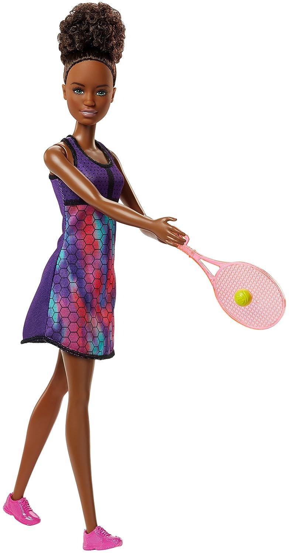 Barbie FJB11 Tennisspielerin Puppe Mattel