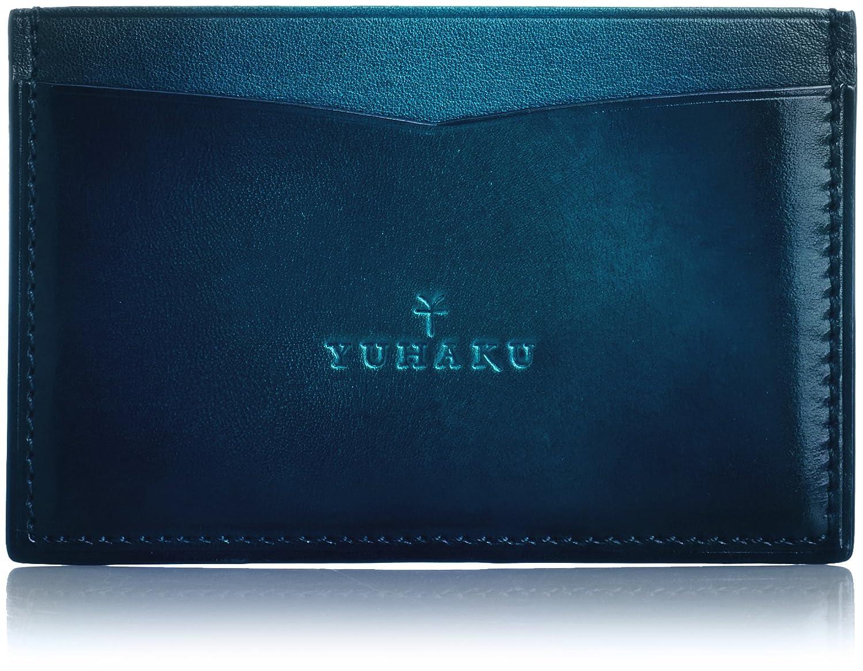 [ユハク] YUHAKU ベラトゥーラパスケース B00PRY8T0M ブルー