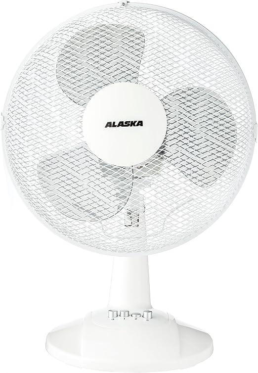 Alaska – Ventilador de mesa DF 3009 | Ventilador | 3 velocidades ...