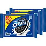 Oreo Chocolate Sandwich Cookies, Family Size - 3 Packs, SET OF 2