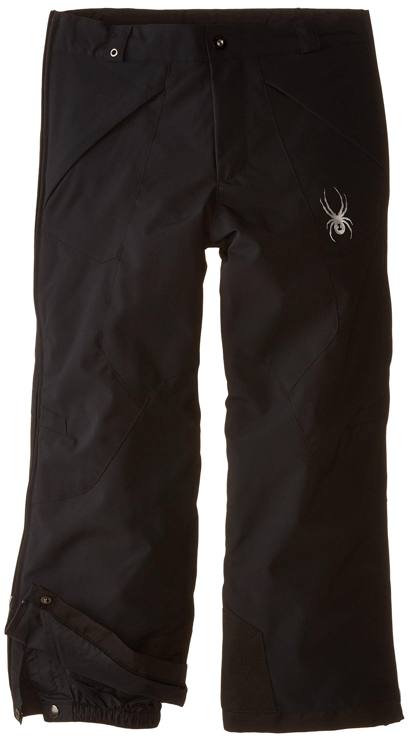 Spyder Boys Force Plus Pant, 12, Black by Spyder (Image #3)