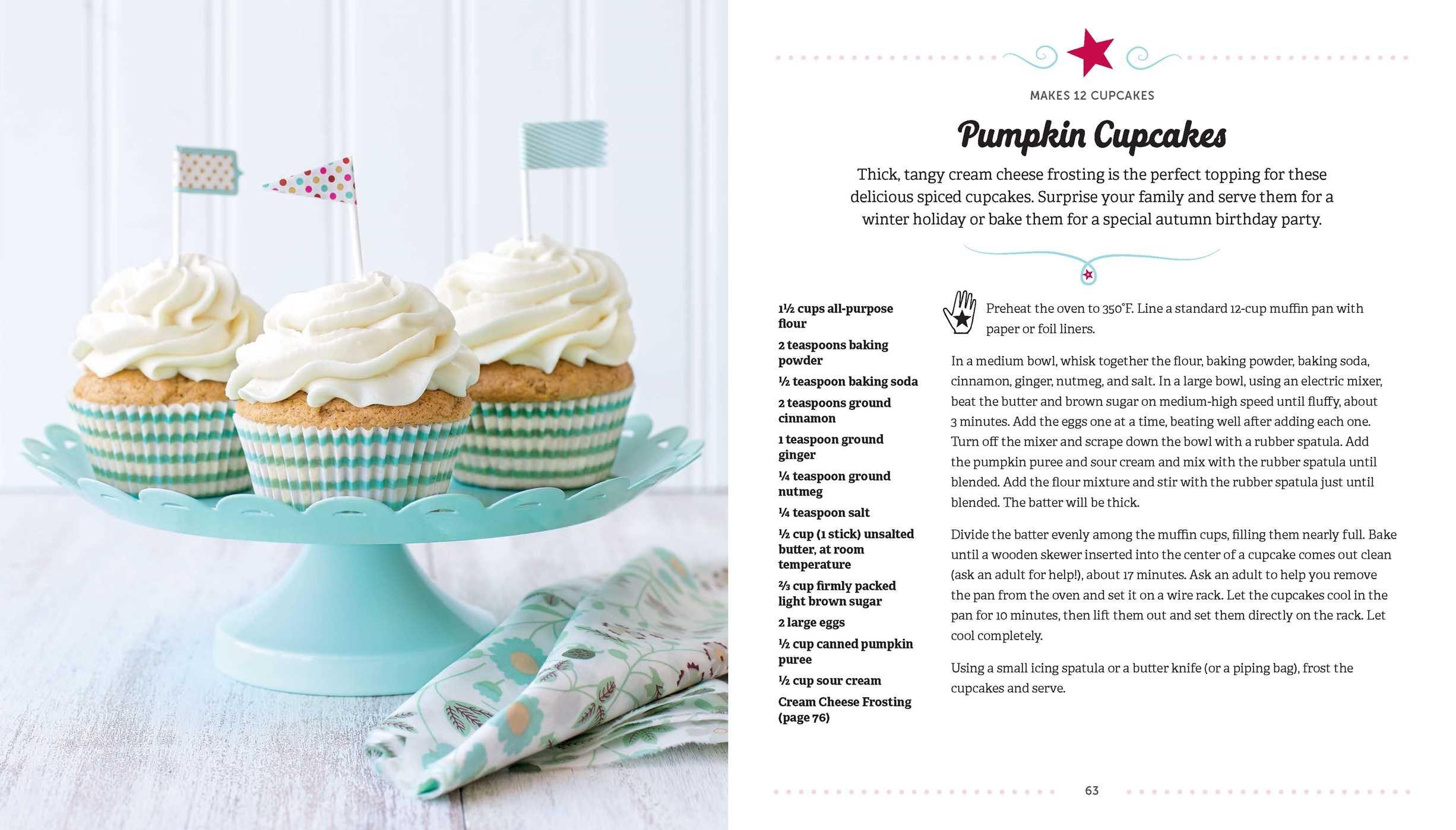 baking recipes cupcakes