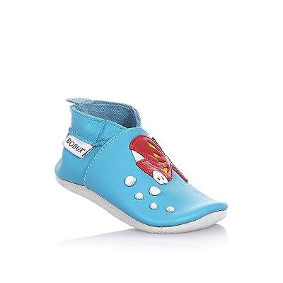 fae91726d4a75 FC ESHOP - 3 paires de chaussons naissance - bébé fille ...