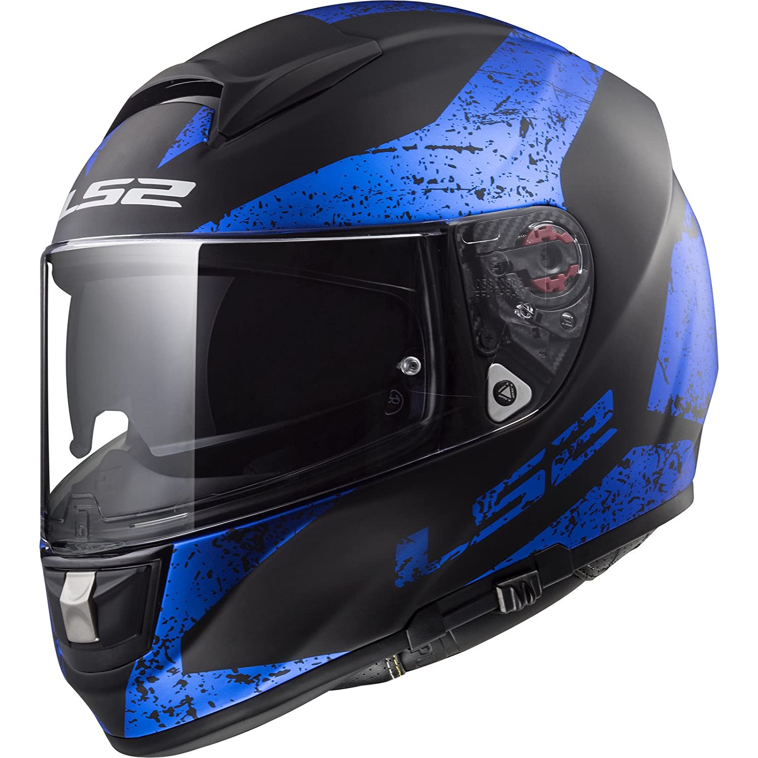 LS2/ FF397/ Vector Hpfc Sign Casco Moto
