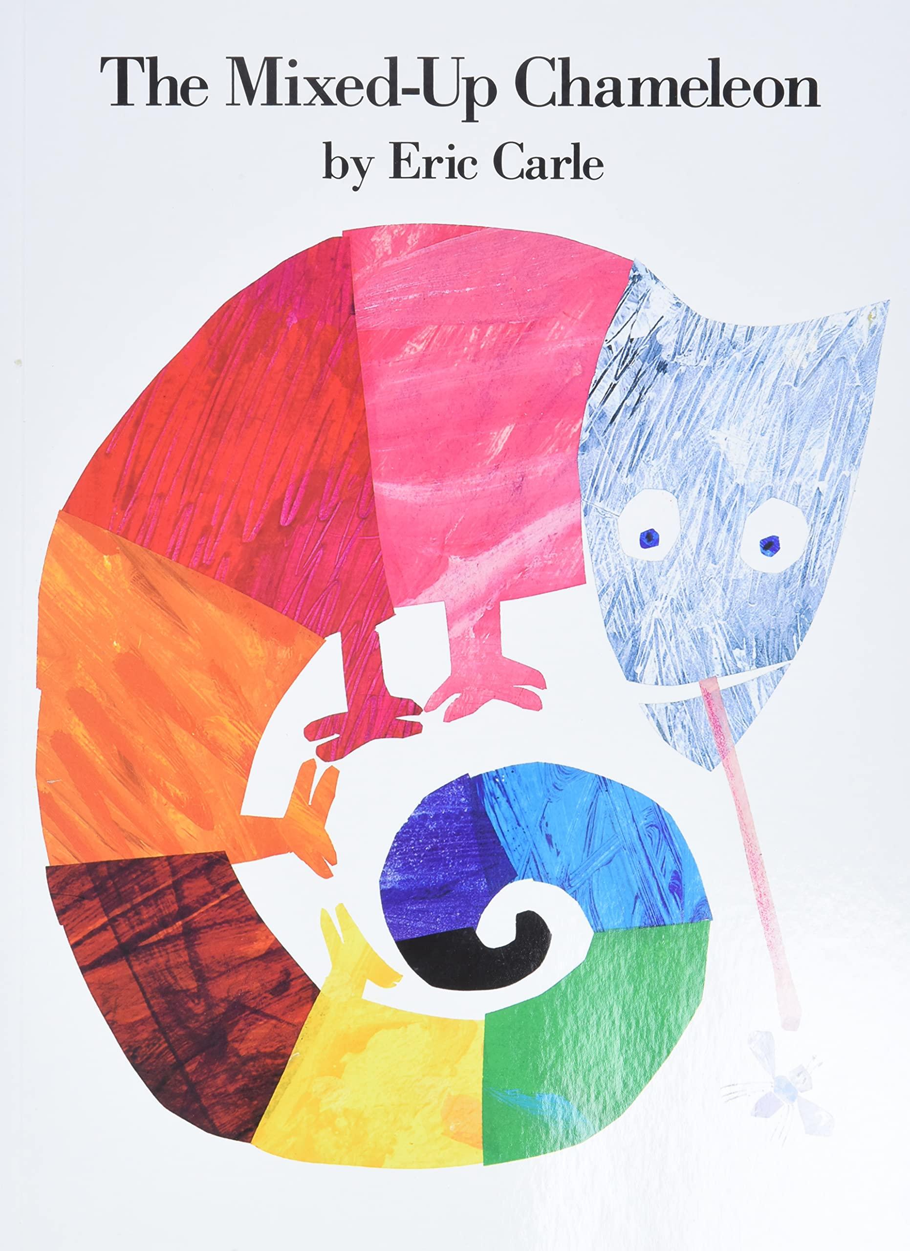 The Mixed-Up Chameleon (Rise and Shine): Carle, Eric, Carle, Eric: 9780064431620: Amazon.com: Books