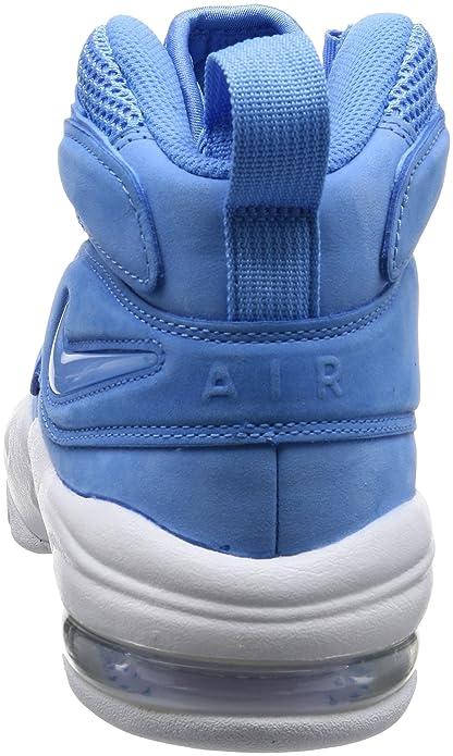 Amazon.com   Nike Men's Air Max 2 Uptempo 95 AS QS, UNIVERSITY BLUE/BLEU  CAROLINA/BLEU CAROLINA   Basketball