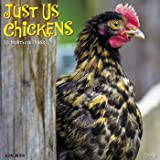 Just Us Chickens 2018 Wall Calendar