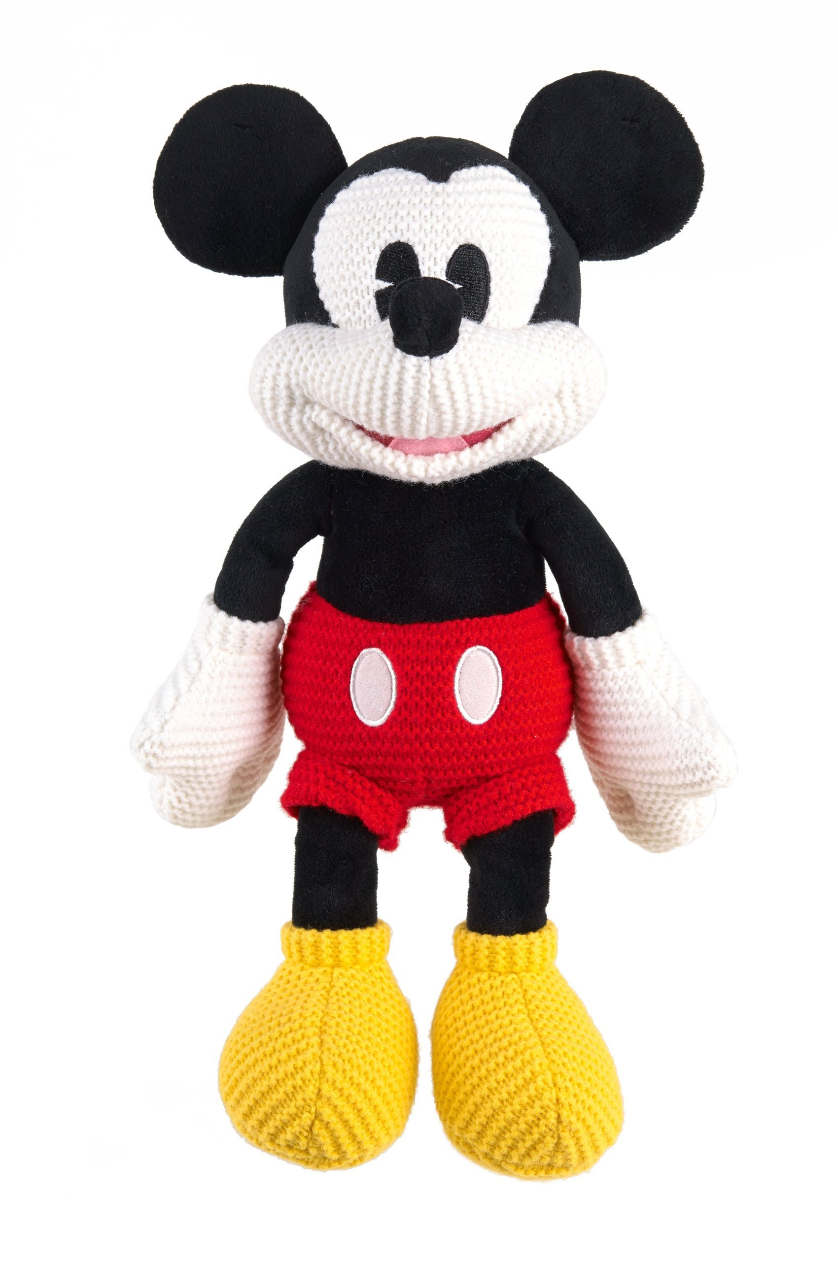 Disney 85th Anniversary Mickey Plush