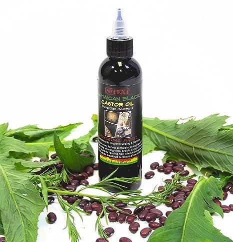 Fortalecer negro de Jamaica negro Castor Oil