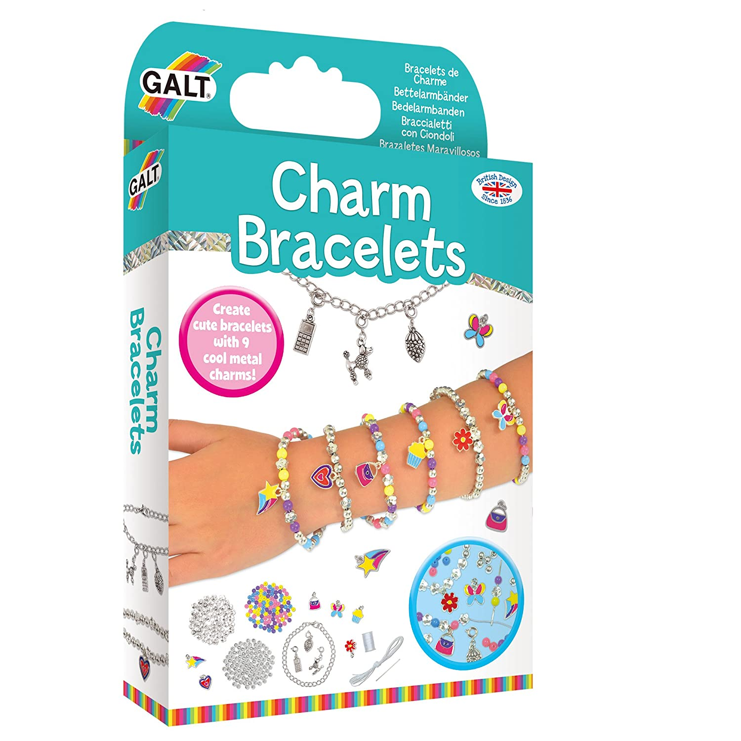 Other Toys For Baby Galt Toys Charm Bracelets