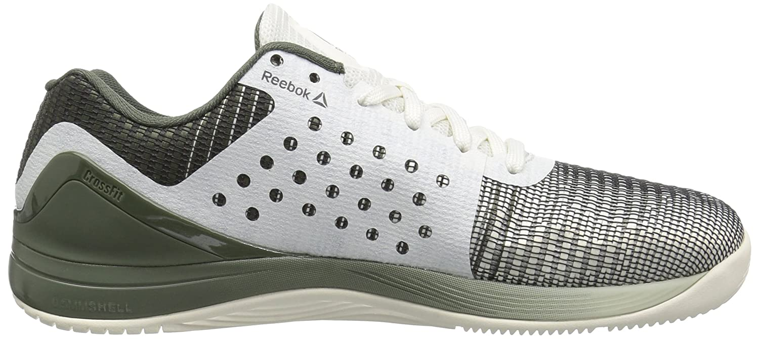 Reebok 8.5 Women's Crossfit Nano 7.0 Track Shoe B071DMFFPF 8.5 Reebok B(M) US|Women's Chalk/Hunter Green 078dea