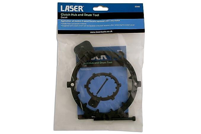 Clutch Hub /& Drum Tool Ducati Laser 5340A