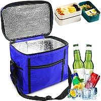 Sunshine Glimlach Picknick Cool Tas, Lunch Bag Waterdicht, Picknick Bag Opvouwbaar, Geïsoleerde Lunch Tas, Koelzak Tas…