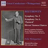 Symphonies n°5 & 6