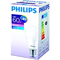 Philips 929001365383 Normal Duylu Led Ampul, E27, 8.5-60 W, 1 Parça