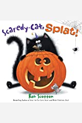 Scaredy-Cat, Splat! (Splat the Cat) Kindle Edition