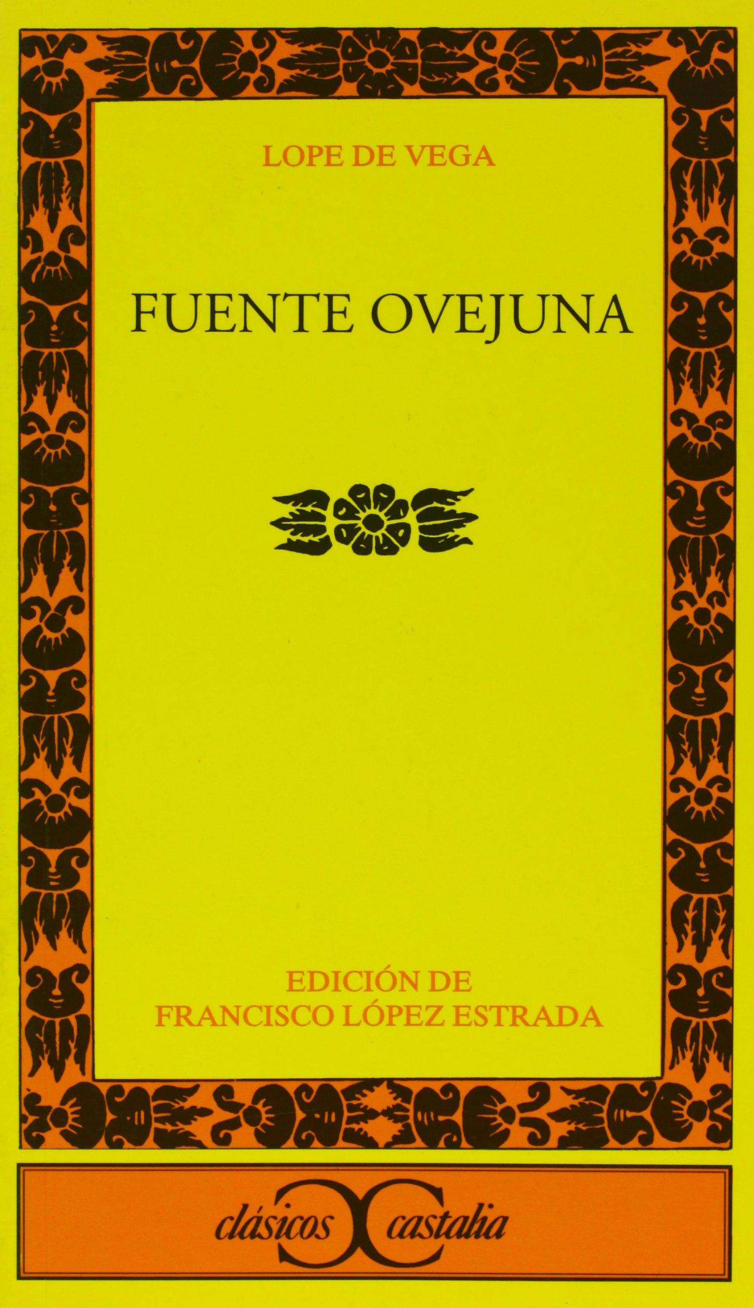 Download Fuente Ovejuna (Clasicos Castalia) (Spanish Edition) ebook