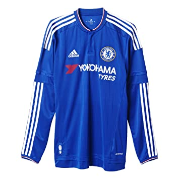 adidas FC Chelsea Replica Long-Sleeved Home Jersey 75963c301