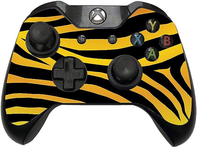 2 pegatinas de vinilo con diseño de tigre para mando de Xbox One/S: Amazon.es: Hogar