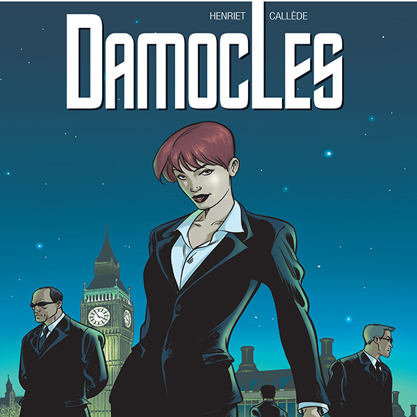 Damocles (Issues) (4 Book Series)