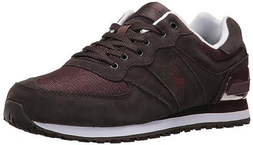 Polo Ralph Lauren Slaton poney Fashion Sneaker (UK 9.5)