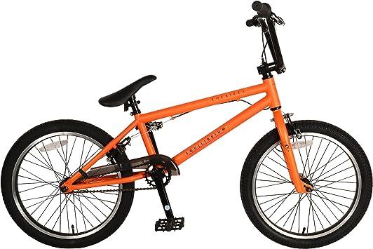 KHE Bikes Equilibrium 3 Bicicleta BMX, Color Naranja Mate, tamaño de la Rueda 20 Pulgadas: Amazon.es: Deportes y aire libre