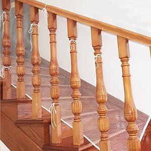btsky Durable résistant aux intempéries Imperméable Réglable Enfant Bébé Kid infantile balcon et clôture Stairway Balustrade en maille filet de protection de sécurité