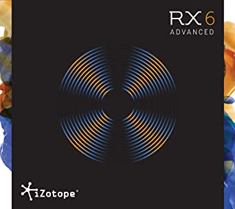 RX 6 Advanced: Audio Repair Plug-in, iZotope, Inc  [Online Code]