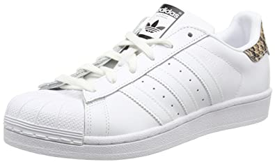 amazon adidas superdtar blanche femme