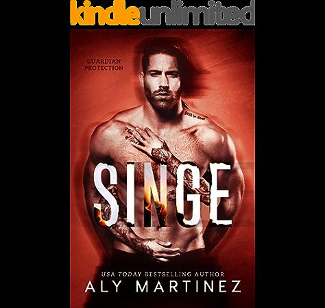 Singe Guardian Protection Book 1 Kindle Edition By Martinez Aly Romance Kindle Ebooks Amazon Com