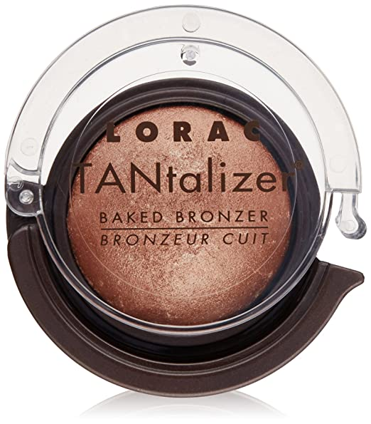 LORAC Travel Size Tantalizer Baked Bronzer