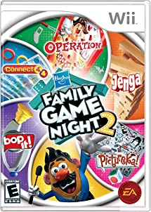 0bddff411 Image Unavailable. Image not available for. Color  Hasbro Family Game Night  2 ...