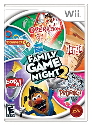 ffe531871 Buy Hasbro Family Game Night 2 - Nintendo Wii Online at Low Prices in India