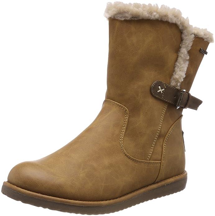 Canadians 264 512 Womens Ankle Boots Braun (Cognac) 4 UK