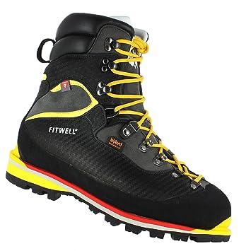 c3b78d0781683d fitwell chaud chaussures de montagne/Chaussures de randonnée Sirius  Messieurs cramponnable, d'hiver