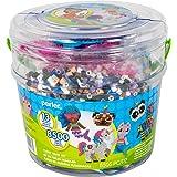 Perler PER8042963 Mystical Creatures Fuse Bead Kit, 8505pc, 13 Patterns, Multicolor