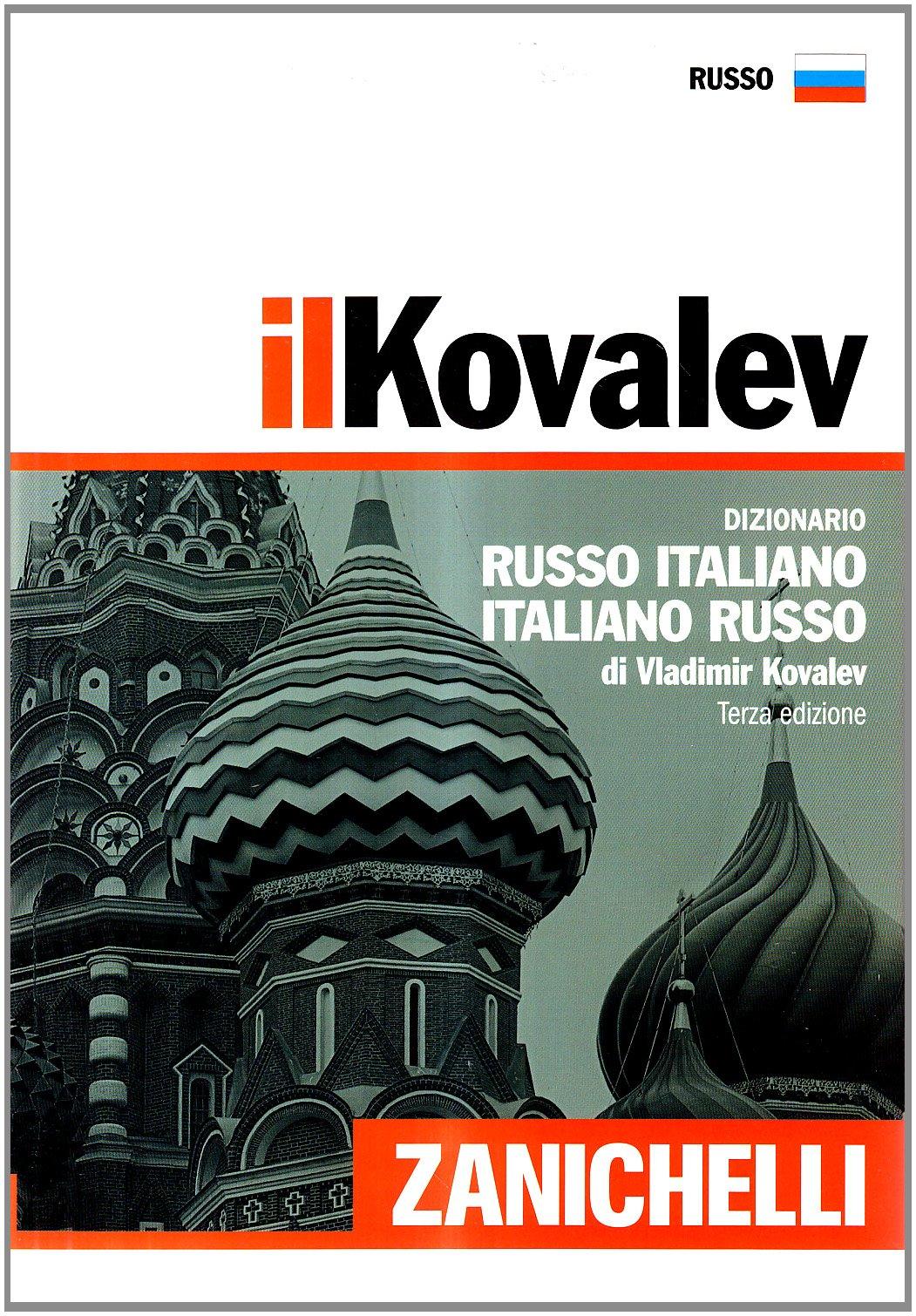 f00c873ecda8 Il Kovalev. Dizionario russo-italiano