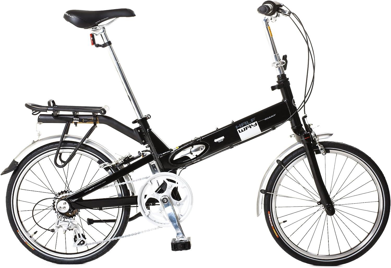 Giant Halfway 2 - Bicicleta plegable de 7 velocidades de marcha ...