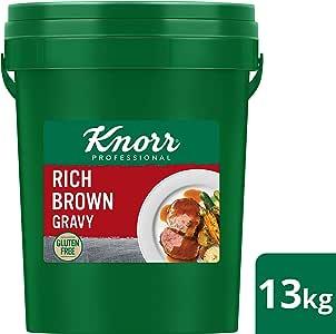 Knorr Rich Brown Gravy, Gluten-Free, 13 kg