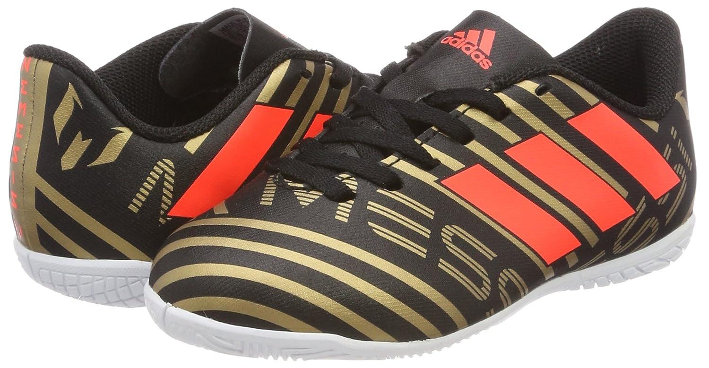 new style d1f9a 1db55 adidas Nemeziz Messi Tango 17.4 In J, Zapatillas de fútbol Sala Unisex  niños CP9225.