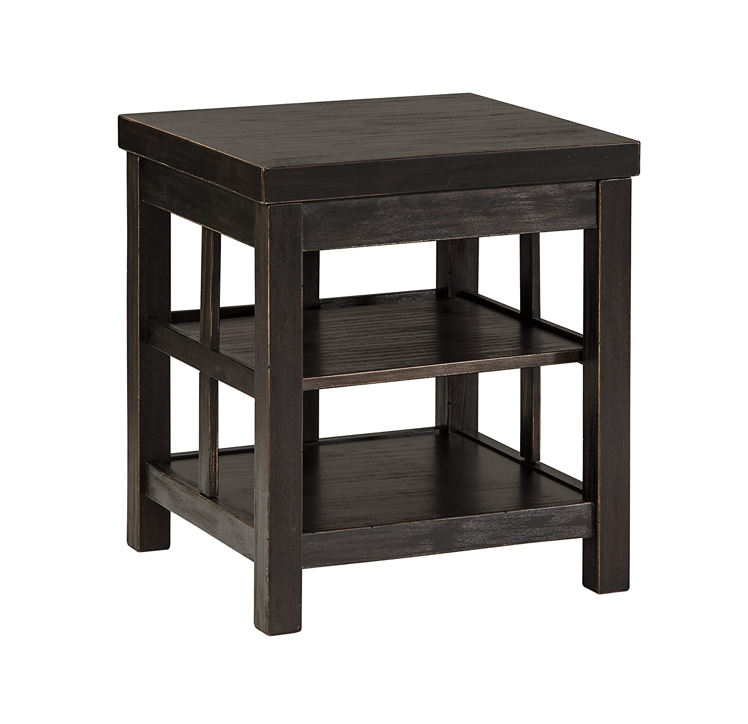 Signature Designs By Ashley Rollins Square End Table: Ashley Furniture Signature Design