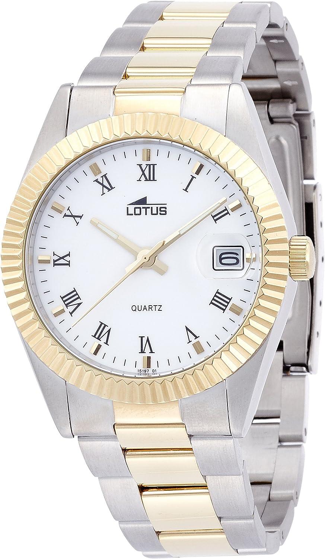 Lotus Reloj de Vestir 15197/1