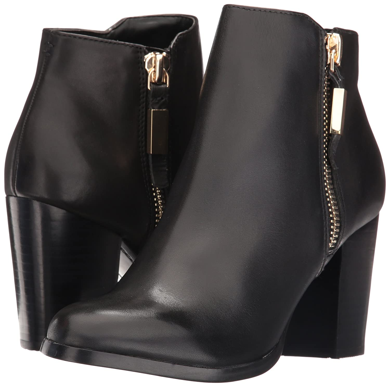 ALDO dámské Mathia Černá kotníkové kůže boty kotníkové Černá kůže 42d2979 -  catuma.club d78771b428