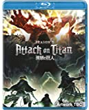 Attack on Titan - Season 2(Funimation) [Blu-ray] [2018]