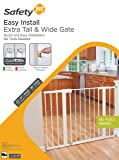 Safety 1st Easy Install Extra Tall and Wide Baby
